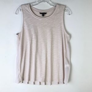 Banana Republic Pleated Back Tank Top #1640